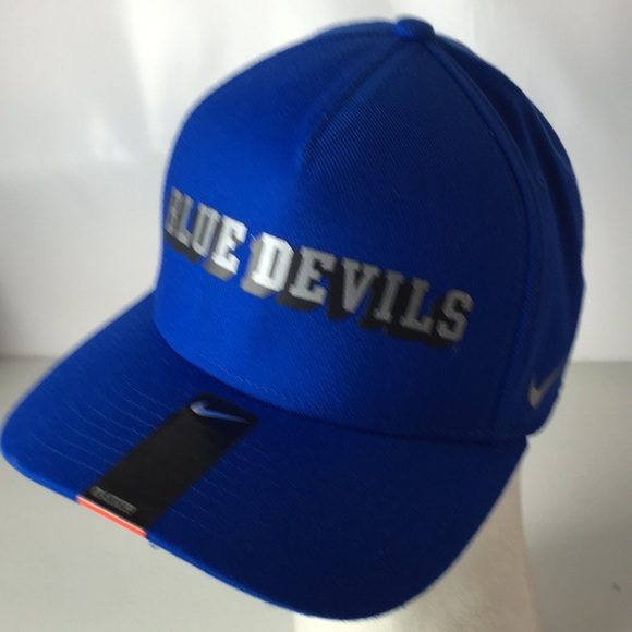 Nike Accessories Duke Blue Devils Hat Drifit Spellout Ncaa Poshmark